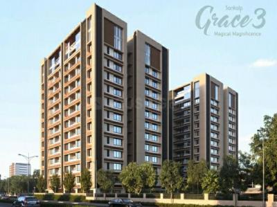 Gallery Cover Image of 3750 Sq.ft 4 BHK Apartment for buy in Sankalp Grace, Thaltej for 20000000