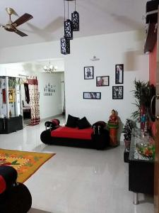 Gallery Cover Image of 1200 Sq.ft 2 BHK Apartment for rent in RR Nagar for 15000