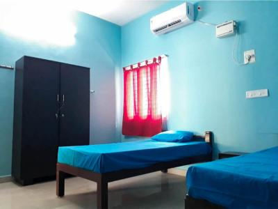 Bedroom Image of Zolo Lake Square in Karappakam