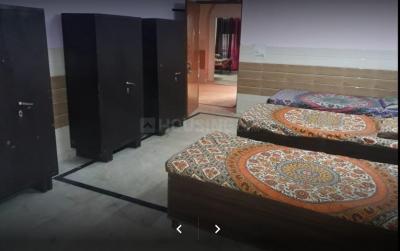 Bedroom Image of Saanjh Girls PG in Sector 23