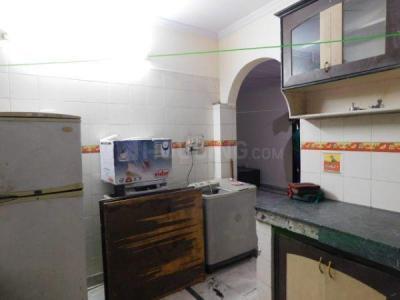 Kitchen Image of Shri Hanuman PG in Laxmi Nagar
