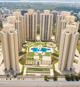 Gallery Cover Image of 630 Sq.ft 2 BHK Apartment for rent in Thane West for 31000