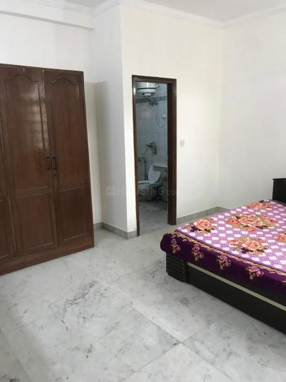 Bedroom Image of The Safe House Girls PG in DLF Phase 1