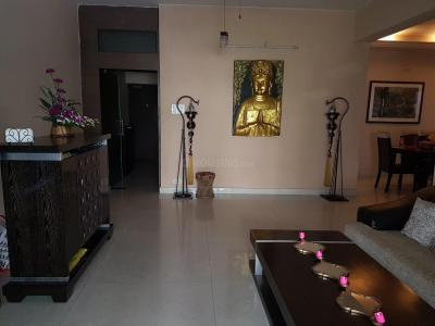 Gallery Cover Image of 5000 Sq.ft 5 BHK Apartment for rent in Unimark Astral Atria, Ballygunge for 300000