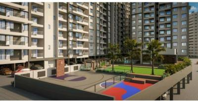 Gallery Cover Image of 1000 Sq.ft 2 BHK Apartment for buy in Pristine Green, Moshi for 5100000
