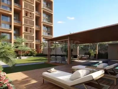 Gallery Cover Image of 1000 Sq.ft 2 BHK Apartment for buy in P4 Revanta, Ravet for 5200000