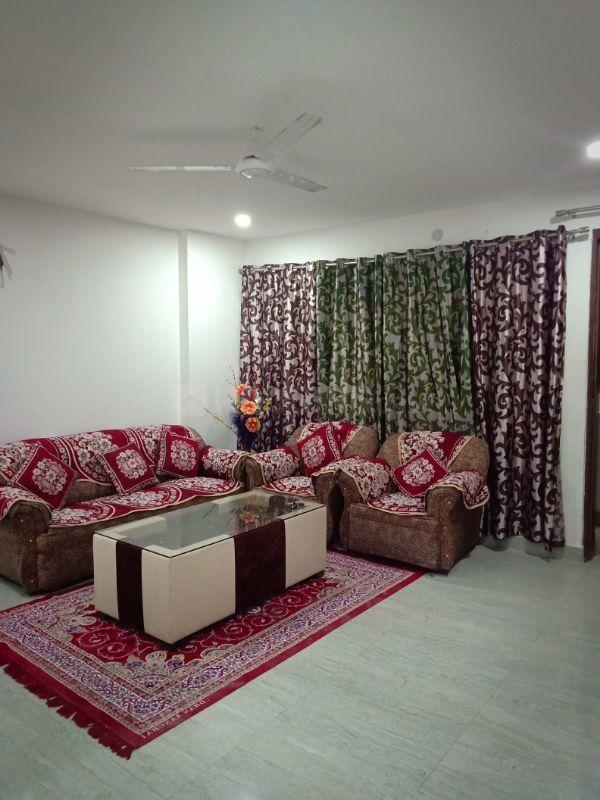 Living Room Image of 1200 Sq.ft 2 BHK Apartment for rent in Gwal Pahari for 16000
