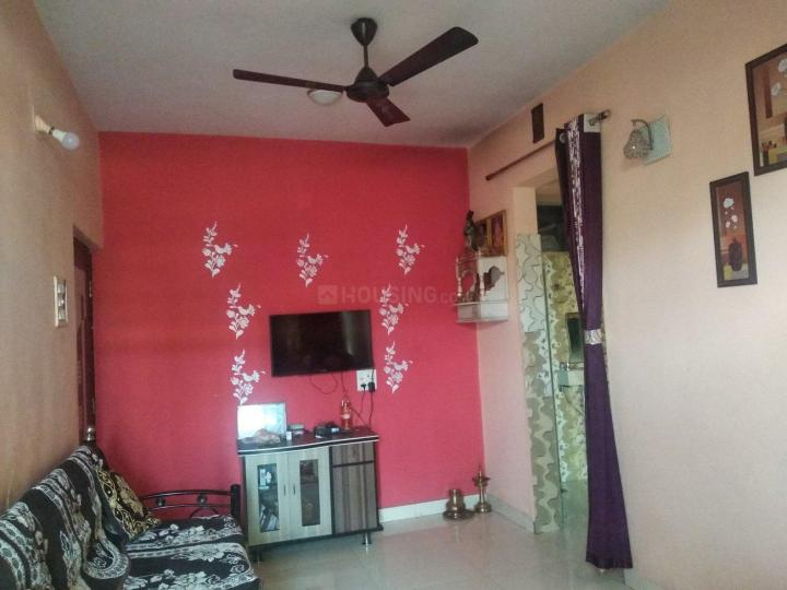 Living Room Image of 550 Sq.ft 1 BHK Apartment for buy in Parwati Angan, Kalyan East for 2800000