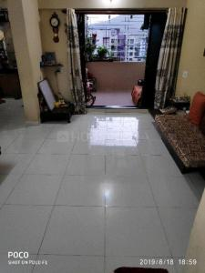 Gallery Cover Image of 570 Sq.ft 1 BHK Apartment for rent in Bhakti Park, Kasarvadavali, Thane West for 16000