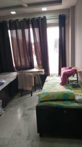 Bedroom Image of Monika PG For Girls in Anand Vihar