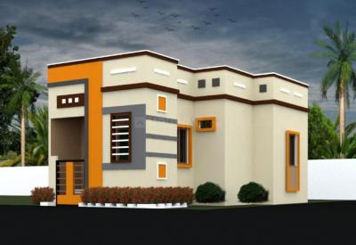 Gallery Cover Image of 450 Sq.ft 1 BHK Villa for buy in Iyyappanthangal for 2161000