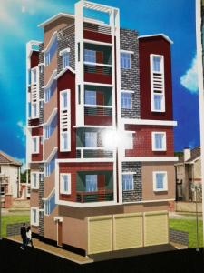 Gallery Cover Image of 950 Sq.ft 2 BHK Apartment for buy in Keshtopur for 4000000