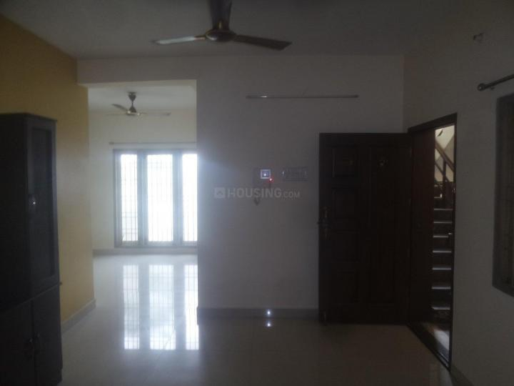 Living Room Image of 900 Sq.ft 2 BHK Apartment for rent in Velachery for 18000