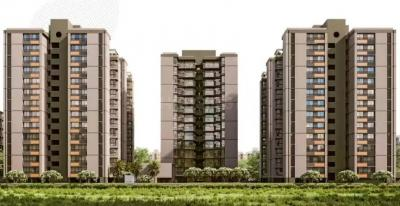Gallery Cover Image of 1863 Sq.ft 3 BHK Apartment for buy in Matrubhumi Ananta, Gota for 7100000