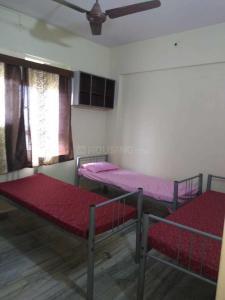 ठाणे वेस्ट में बॉइज़ पीजी में बेडरूम की तस्वीर