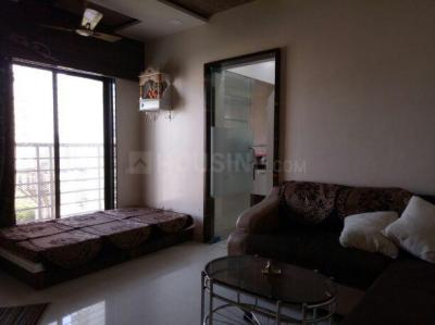 Gallery Cover Image of 1225 Sq.ft 2 BHK Apartment for rent in Ghansoli for 40000