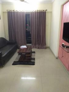 Gallery Cover Image of 1000 Sq.ft 2 BHK Apartment for rent in Airoli for 35000