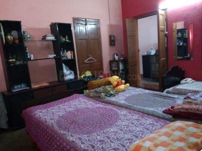 बल्ल्यगूंगे में इंद्राणी बरुआ के बेडरूम की तस्वीर