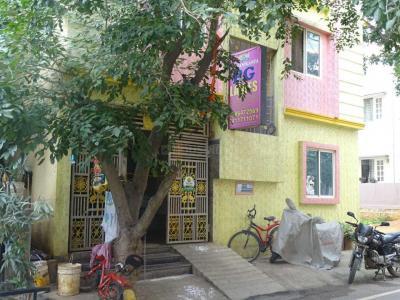 Building Image of Sri Manikanta Ladies PG in Nagavara
