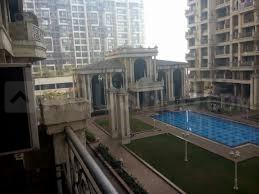 Balcony Image of 1550 Sq.ft 3 BHK Apartment for buy in Tharwani's Riviera, Kharghar for 14000000