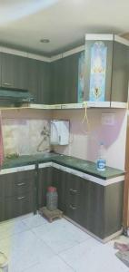 Gallery Cover Image of 450 Sq.ft 1 BHK Apartment for rent in JPK green vista, Rajarhat for 9000