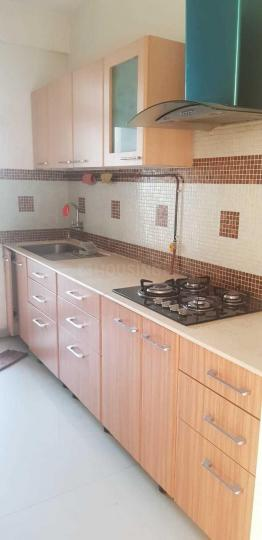 Kitchen Image of 1910 Sq.ft 3 BHK Apartment for rent in Mulund East for 65000