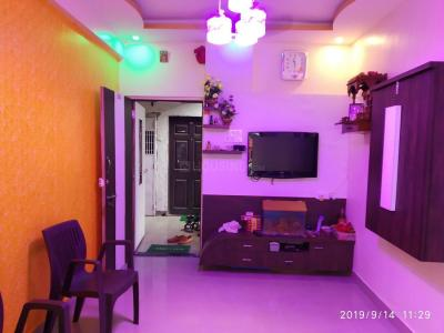 Gallery Cover Image of 710 Sq.ft 1 BHK Apartment for rent in Rabale for 12500
