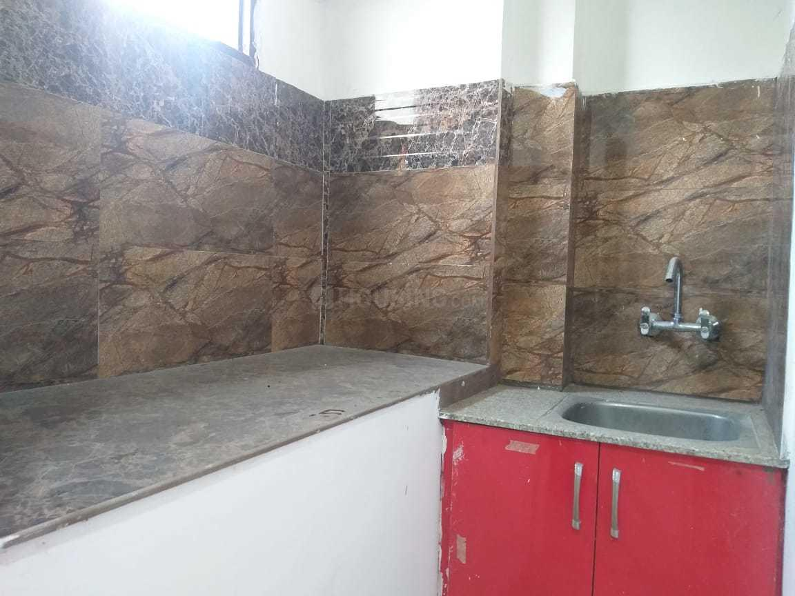 Kitchen Image of 350 Sq.ft 1 RK Independent Floor for rent in Vasant Kunj for 10000