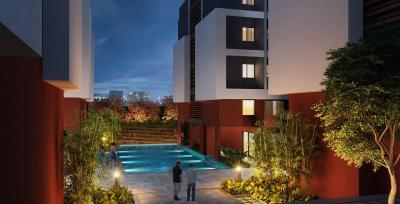 Gallery Cover Image of 711 Sq.ft 1 BHK Apartment for buy in Brigade Parkside North, Abbigere for 3900000