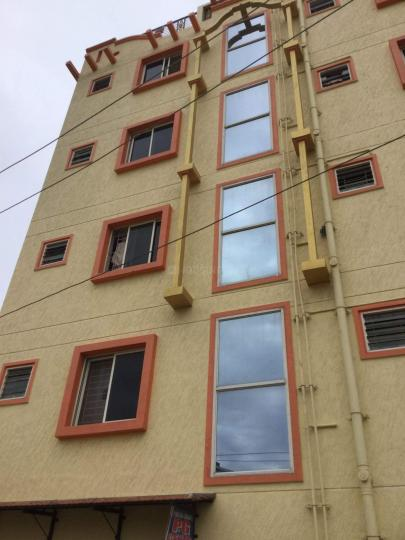 व्हाइटफ़ील्ड में श्री साई बालाजी पीजी में बिल्डिंग की तस्वीर