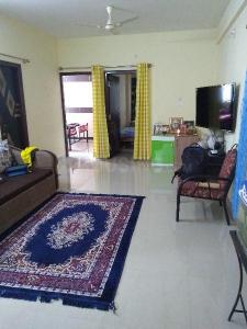Gallery Cover Image of 945 Sq.ft 2 BHK Apartment for buy in Hebbal for 6000000