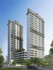Gallery Cover Image of 1200 Sq.ft 2 BHK Apartment for buy in Malad West for 17000000