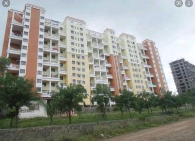 Gallery Cover Image of 860 Sq.ft 2 BHK Apartment for rent in Ganesh Nakshatram, Dhayari for 10000