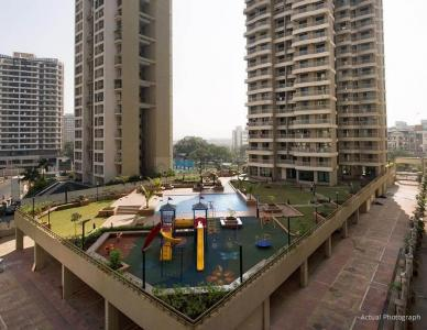 Gallery Cover Image of 678 Sq.ft 1 BHK Apartment for rent in Nisarg Hyde Park, Kharghar for 13500