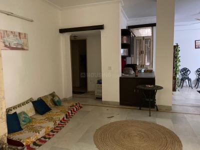Gallery Cover Image of 1200 Sq.ft 2 BHK Independent Floor for buy in Unitech South City II, Sector 49 for 7000000