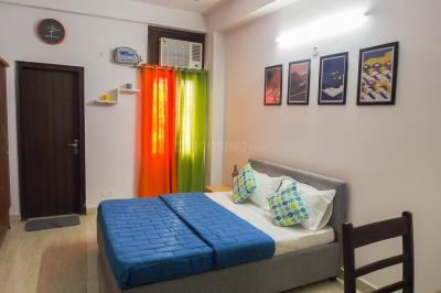 Bedroom Image of PG For Males in Sushant Lok I