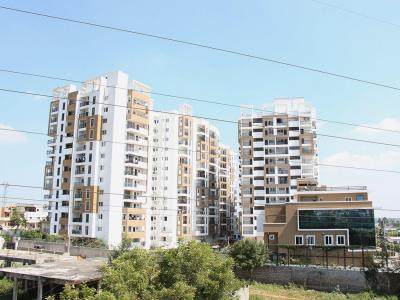 Gallery Cover Image of 1256 Sq.ft 2 BHK Apartment for buy in Bandlaguda Jagir for 6623000