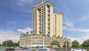Gallery Cover Image of 775 Sq.ft 1 BHK Apartment for buy in Gami Asters, Ghansoli for 8500000