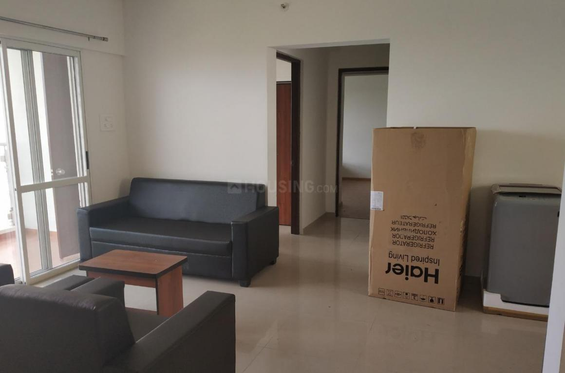 Living Room Image of 1209 Sq.ft 2 BHK Apartment for rent in Bibwewadi for 23000