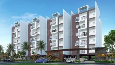 Gallery Cover Image of 1290 Sq.ft 2 BHK Apartment for buy in Gundlapochampalli for 5029710