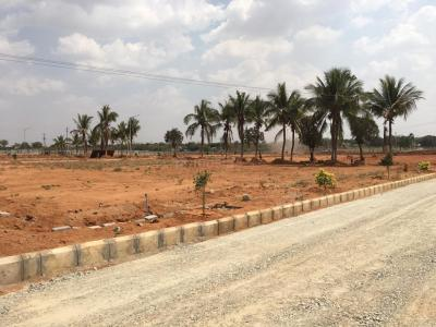 Gallery Cover Image of  Sq.ft Residential Plot for buy in Mangalpalle for 1977500