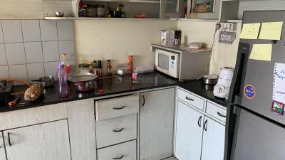 Kitchen Image of Madhuban Brindaban Apartments in Adugodi