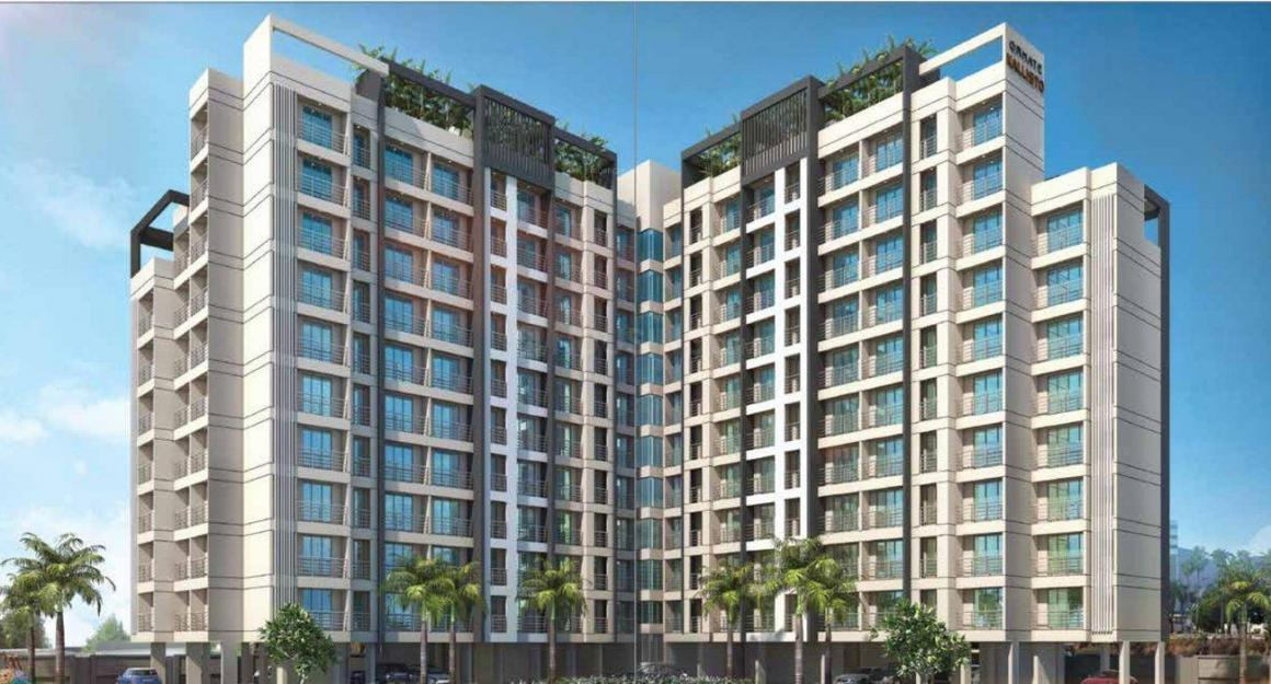 Building Image of 586 Sq.ft 2 BHK Apartment for buy in Bhiwandi for 3937000
