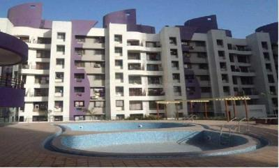 Gallery Cover Image of 890 Sq.ft 2 BHK Apartment for rent in Thane West for 16500