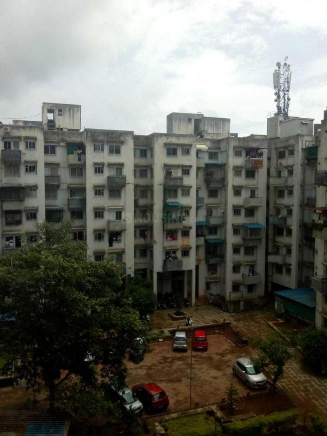 Building Image of 600 Sq.ft 1 BHK Apartment for rent in Dhayari for 6500
