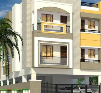 Gallery Cover Image of 893 Sq.ft 2 BHK Apartment for buy in Madipakkam for 4600000