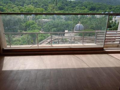 Gallery Cover Image of 1600 Sq.ft 3 BHK Apartment for buy in T Bhimjyani The Verraton, Thane West for 31000000