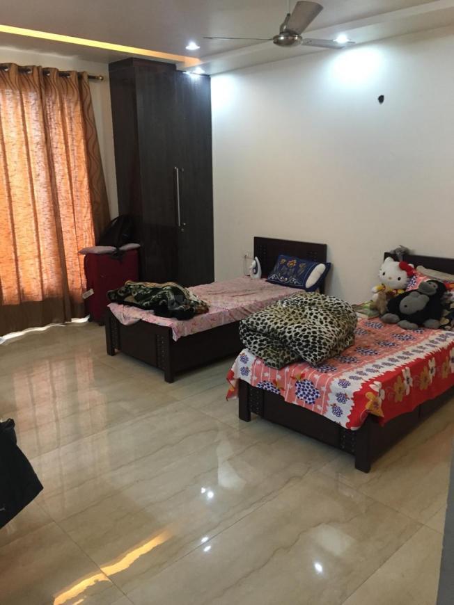 Bedroom Image of PG 4314578 Malviya Nagar in Malviya Nagar