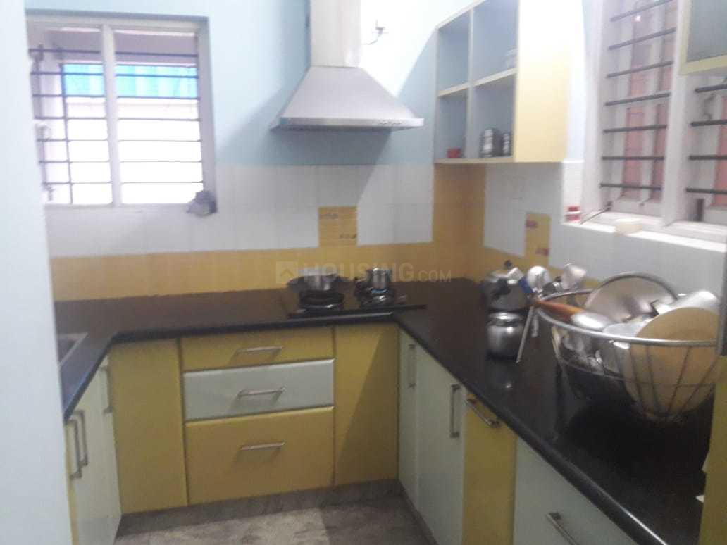 Kitchen Image of 2800 Sq.ft 3 BHK Independent House for rent in Yeshwanthpur for 50000