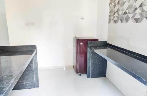 Kitchen Image of The Cosmopolis Flat No-101 in Magarpatta City